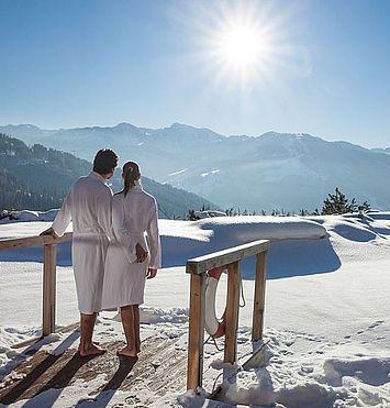 Erholsamer Winterurlaub in den LANDHOTELS Östrerreich