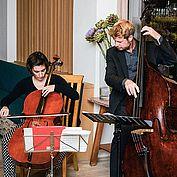 5 Jahre Restaurant Bootshaus - Anna Lang begleitete uns musikalisch