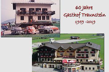 60 Jahre Landhotel Gasthaus Traunstein