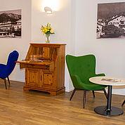 Landhotel Post Ebensee - Lobby