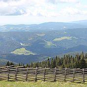 Bergpanorama - © TV Joglland Waldheimat