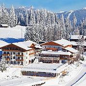 © Landhotel Edelweiss - Bergpanorama Winter