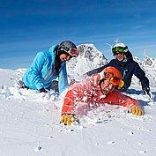 Skiurlaub mit Tiefschneeerleebnis © Nassfeld