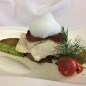 einzigartige Küche im Landhotel Gressenbauer - Zander
