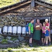 © Tourismusbüro Bramberg - Die romantischen Almen des Nationalpark Hohe Tauern entdecken