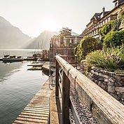 © Landhotel Das Traunsee/ Cristof Wagner - Aussenansicht Seelage
