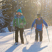Schneeschuhwandern © Salzburger Saalachtal Tourismus