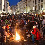 © Landhotel Mader - Adventmarkt in Steyr2