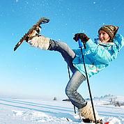 © Landhotel Gafringwirt - Schneeschuhwandern