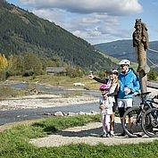 Sommer Genussradfahren am Murradweg © G.A. Service GmbH