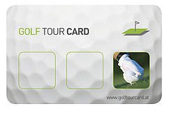Golf Tour Card