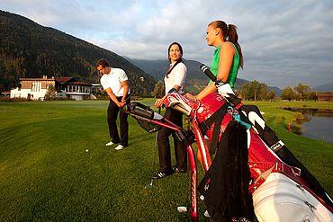 © Golfclub Mittersill - Golferlebnis auf den schönsten Golfplätzen der Alpen