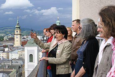 Gruppenreisen © Linz Tourismus