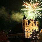 Silvester in Steyr