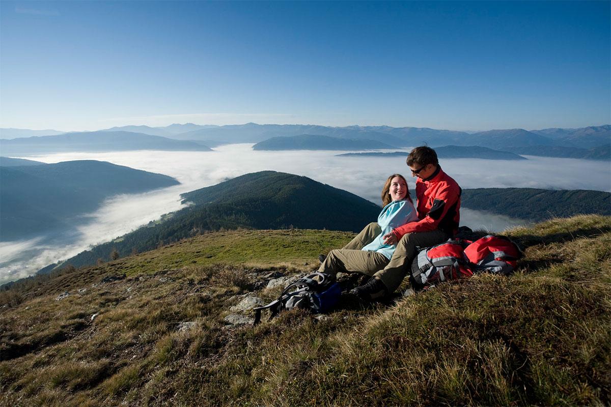 Romantische Ausblicke, ©Ferienregion Salzburger Lungau