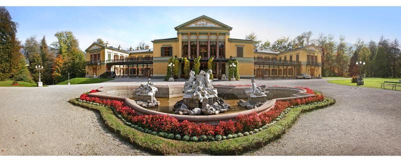 Kaiservilla in Bad Ischl (c) Oberösterreich Tourismus GmbH_Andreas Röbl