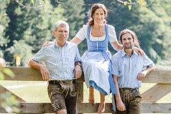 © Landhotel Schuetterbad - Ihre Gastgeber Heidi, Leo und Christoph