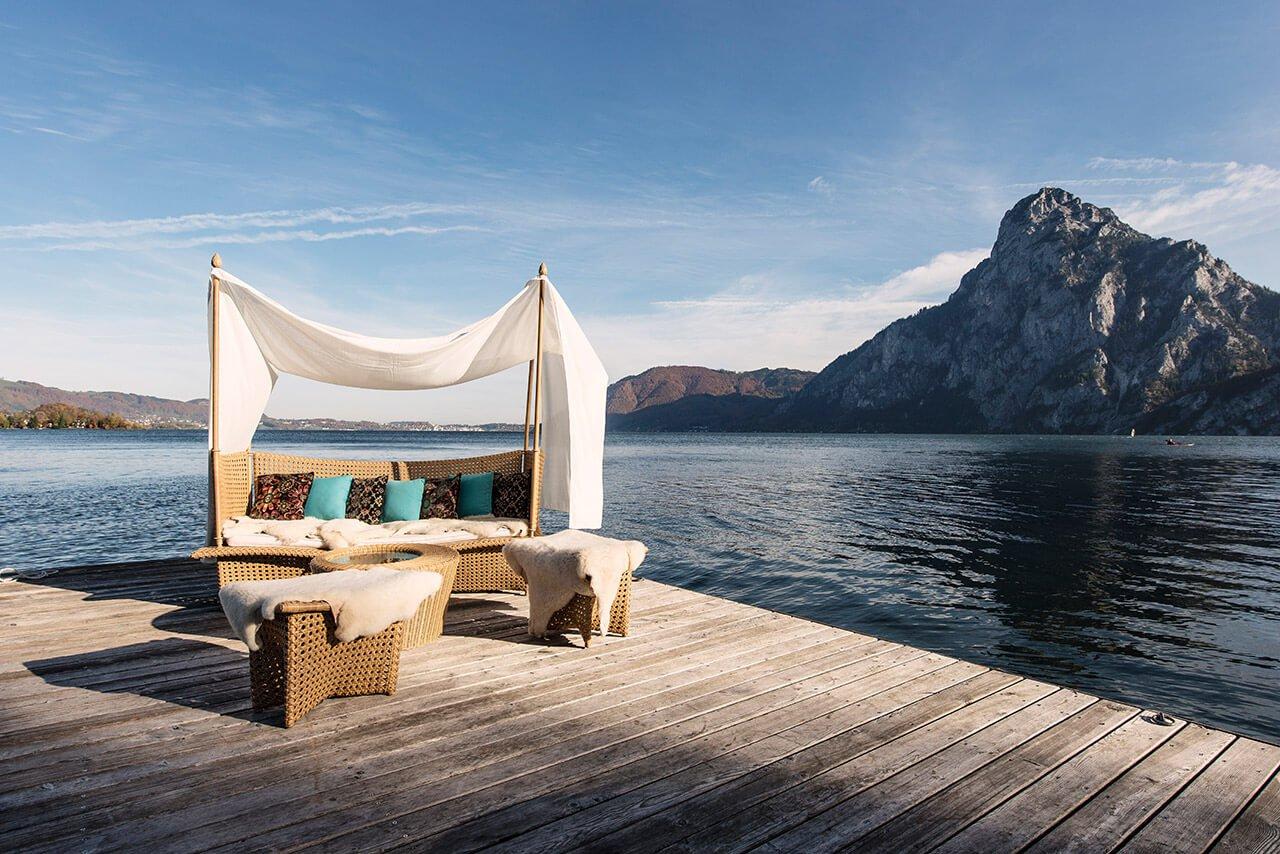 Urlaub in sterreich am see for Ferien am see