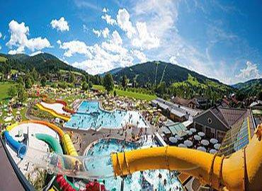 csm Wasserwelt © Wagrain Kleinarl Tourismus