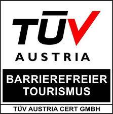 © TUEV - barrierefrei Landhotel Traunstein